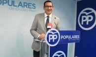 """Borja """"El PP se ha reafirmado como el único partido que es capaz de poner freno a la izquierda que se ha echado en brazos de independentistas y radicales"""""""