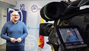 """Castillo """"Paco Núñez reúne todas las cualidades de un líder para conseguir el cambio en Castilla-La Mancha y liderar el futuro de esta tierra"""""""