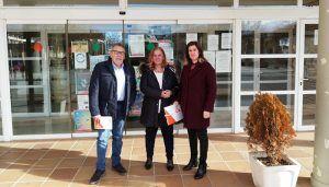 Ciudadanos Cabanillas se reúne con el Ayuntamiento para proponer mejoras a los servicios anti-plagas