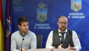 Ciudadanos denuncia el retraso en la tramitación del presupuesto municipal del Ayuntamiento de Guadalajara