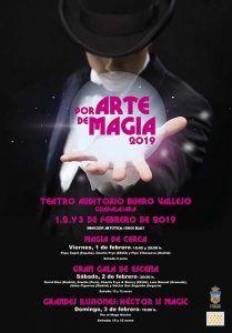 Del 1 al 3 de febrero. Fin de semana mágico en el Buero Vallejo
