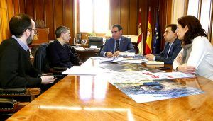 Diputación de Cuenca abre nuevas vías de colaboración con la UCLM a través del Instituto de Tecnología, Construcción y Telecomunicaciones