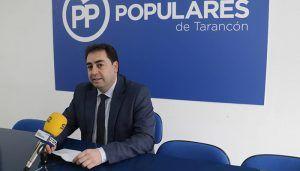 """Doménech """"El presidente Casado está logrando abrir el Partido Popular de par en par a la sociedad española"""""""