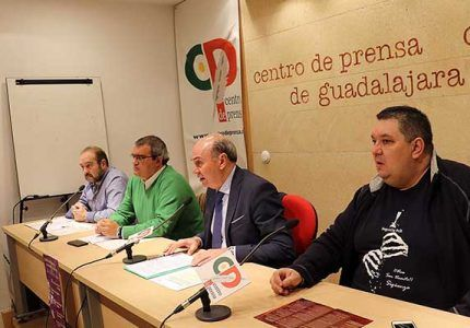 El 22 de enero, en el Pósito, XXXII Certamen de Dulzaina y Tamboril, José María Canfrán