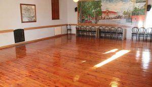 El Ayuntamiento de Cabanillas acomete mejoras en la Casa de la Cultura y el Centro Polivalente