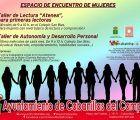 El Ayuntamiento de Cabanillas y el Centro de la Mujer lanzan talleres para ayudar con el castellano y la socialización de las mujeres inmigrantes