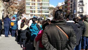 El Ayuntamiento de Cuenca colabora con la celebración del Día de la Paz y la No Violencia del proyecto educativo 'Cuatro tizas'