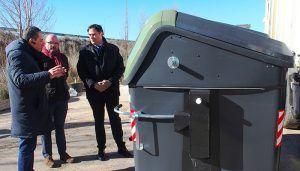 El Ayuntamiento de Cuenca contará con 141 nuevos contenedores todos adaptados para personas con discapacidad