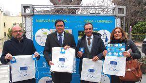 El Ayuntamiento de Cuenca refuerza la campaña de sensibilización ciudadana para mantener la ciudad más limpia