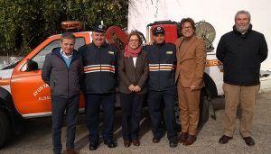 El Gobierno regional dota de material a 22 agrupaciones de Protección Civil de la provincia de Guadalajara