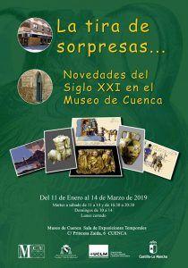El Museo de Cuenca organiza una exposición con piezas inéditas incorporadas a su colección a lo largo del Siglo XX