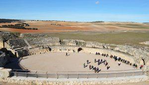 El Parque Arqueológico de Segóbriga despide 2018 con un incremento del 16,4% de visitantes en el mes de diciembre