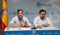 """El PP de Cabanillas acude al Consejo de Transparencia y Buen Gobierno para denunciar el """"oscurantismo"""" de Salinas"""