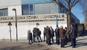El PP denuncia que los vecinos de Asfain y La Paloma se sienten 'arrinconados' por el Ayuntamiento de Azuqueca