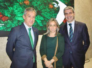 El presidente de Eurocaja Rural visita Fitur para apoyar al sector turístico de CLM