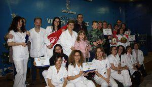 El Servicio de Rehabilitación gana el primer premio del concurso de belenes de la Gerencia del Área Integrada de Cuenca