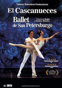 Entradas agotadas para ver el ballet universal de Thaikovski el sábado, 12 de enero, en el Buero Vallejo