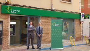 Eurocaja Rural abre su primera oficina en Villena (Alicante)