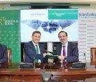 Eurocaja Rural y Santalucía se unen para gestionar la distribución de seguros