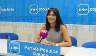 """Fogarty ensalza el proyecto de futuro del PP de Paco Núñez frente al """"servilismo"""" de Page  ante el Gobierno de Sánchez"""