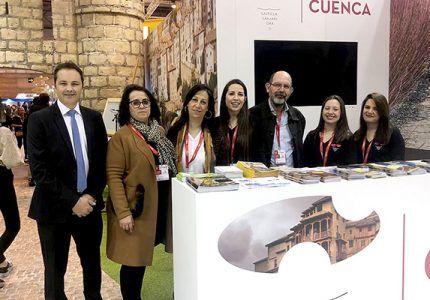 García Casado cree que la apuesta de Diputación por el patrimonio permite a Cuenca tener una oferta turística más completa