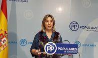 """Guarinos """"El PP tiene unos principios firmes desde los que defiende la unidad de España y la libertad frente a una izquierda que quiere imponer un pensamiento único"""""""
