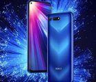 Honor View 20 se presenta como el smartphone que marcará el futuro del sector