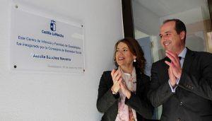 Inaugurado el Centro de Infancia y Familias de Guadalajara