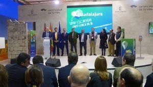 """La Diputación de Guadalajara presenta la oferta turística de la provincia como """"una escapada, muy cerca de ti"""""""