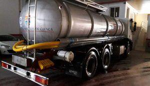 La Diputación Provincial suministrará 'combustible' a un tren turístico que pernoctará en Cuenca el próximo domingo