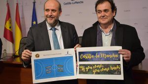 La Junta acuerda un nuevo patrocinio con el Balonmano Liberbank Cuenca para sus partidos de competición europea