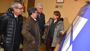 La Junta presenta el proyecto para el nuevo depósito que mejorará el abastecimiento de Mondéjar con una inversión superior a los 525.000 euros