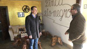 La Junta subvenciona la ampliación y mejora de las bodegas Río Negro a través de las ayudas para el Fomento de Calidad Agroalimentaria