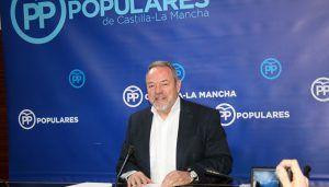 """Labrador """"Los castellano-manchegos y españoles están cansados de las políticas nefastas de Page y Sánchez"""""""