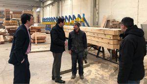 Las ventas de la Fábrica de Maderas del Ayuntamiento de Cuenca alcanzaron los 3,5 millones de euros, un 52,4% más que en 2015
