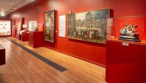 Más de 7.200 personas han visitado el Museo provincial de Guadalajara en el mes y medio de entrada libre con motivo de la conmemoracion del 180 aniversario