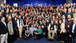 Núñez encabeza la delegación del PP-CLM que participa en la Convención Nacional del PP, en Madrid