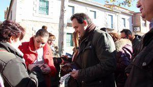 Núñez garantiza que, con el PP en el gobierno de Castilla-La Mancha, las familias de niños con cáncer recibirán ayudas desde el primer día