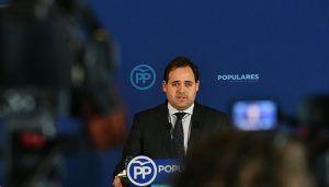 """Paco Núñez: """"Quiero ser presidente para llevar a Castilla-La Mancha a las mayores cotas de bienestar y prosperidad económica que nunca antes hemos conocido"""""""
