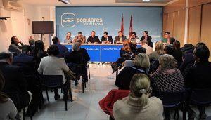 Paco Núñez anuncia que el PP-CLM reclamará al Gobierno la troncalidad de los currículum educativos para las aulas de Castilla-La Mancha y de toda España