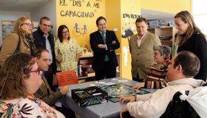Paco Núñez se compromete a regular las ayudas a las asociaciones socio sanitarias de la región para mejorar la sociedad del Bienestar