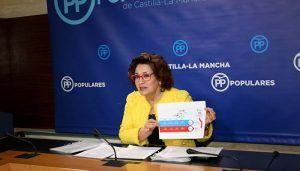 """Riolobos denuncia que Page y Sánchez """"nos roban a los castellano-manchegos para dárselo a los independentistas catalanes"""""""