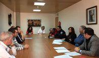 ACESANC y Ayuntamiento de San Clemente se reúnen para abordar la ordenanza municipal de terrazas