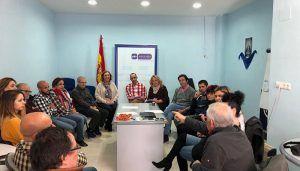 Afiliados del PP de Azuqueca aportan sus ideas para diseñar un proyecto de futuro para el municipio