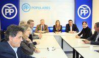 Agudo afirma que el PP está preparado para gobernar España y Castila-La Mancha porque somos la única alternativa de gobierno serio y fiable