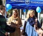 """Agudo asegura desde Guadalajara que el PP sale a ganar las elecciones con Pablo Casado y Paco Núñez, preparados para gobernar España y Castilla-La Mancha"""""""