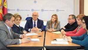 Agudo destaca que el PP de Castilla-La Mancha es el único partido de esta región que defiende y apoya los festejos taurinos