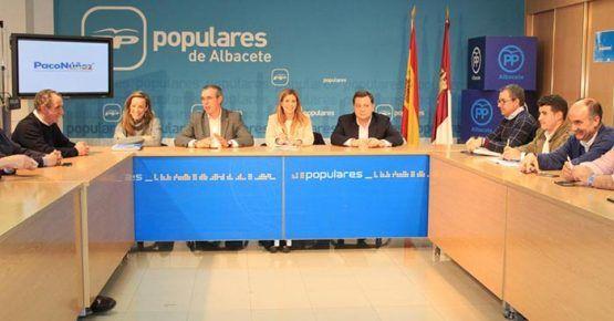Agudo destaca que los colectivos sociales serán los encargados de dirigir las políticas del PP-CLM en el Gobierno de Paco Núñez