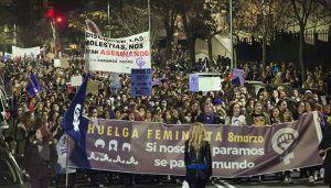 Ahora Guadalajara apoya la Huelga Feminista del 8M e insta al Ayuntamiento a que también se adhiera