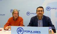 Algaba lamenta que el Gobierno de Sánchez está agotando la herencia y la inercia positiva de las recetas económicas del Partido Popular